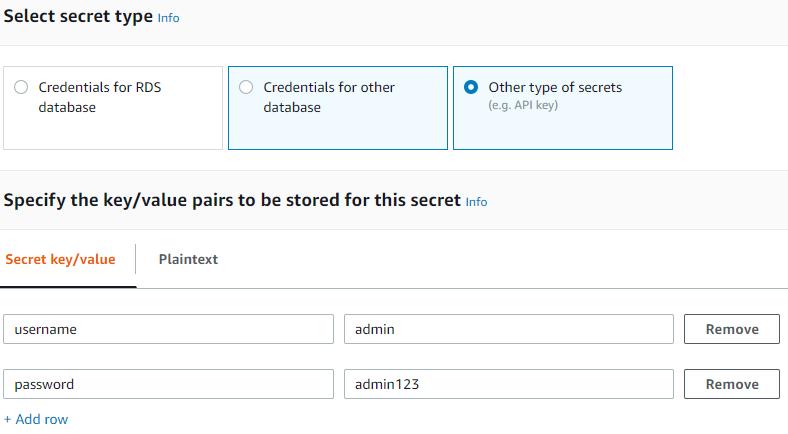 How to manage any kind of secret with AWS Secrets Manager - Sander Knape